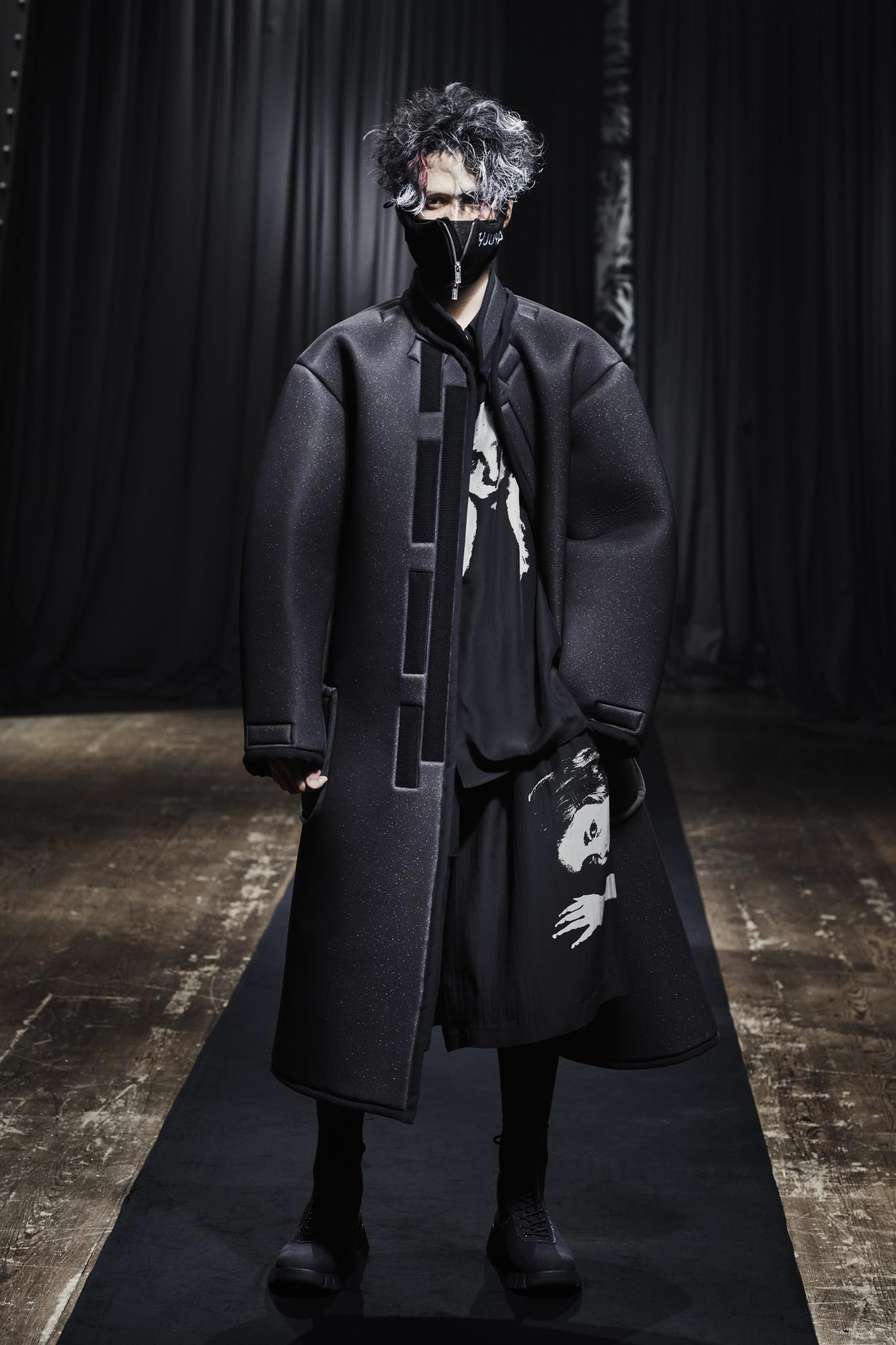 Yohji Yamamoto Men's Fall 2021