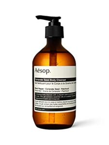 aesop, best body washes