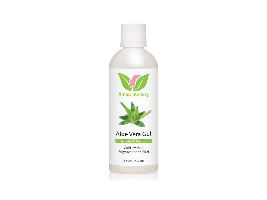 amara beauty, best aloe vera gels