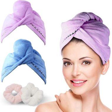 duomishu, meilleures serviettes pour cheveux