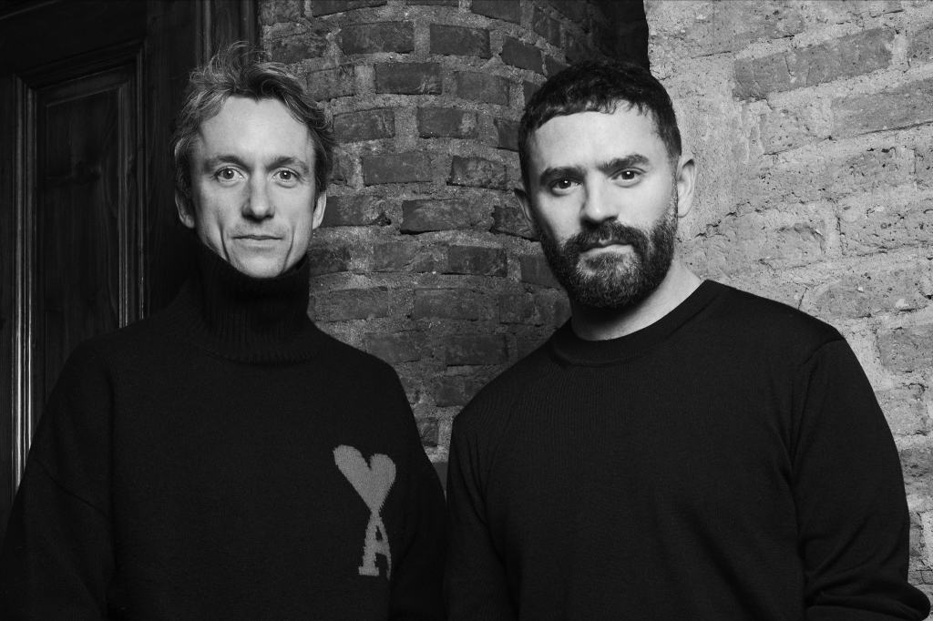 Nicolas Santi-Weil and Alexandre Mattiussi