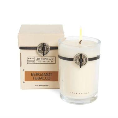 archepelago botanicals, best soy candles