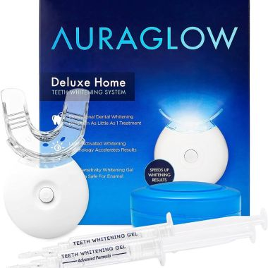 auraglow, best teeth whitening kits