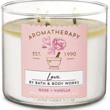 bath and body works, best valentines day candles