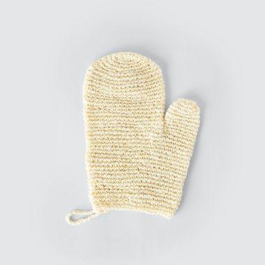 baudelaire, best exfoliating gloves