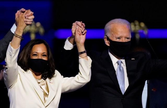 Joe Biden, Kamala Harris Fashion Merchandise Inauguration Collection