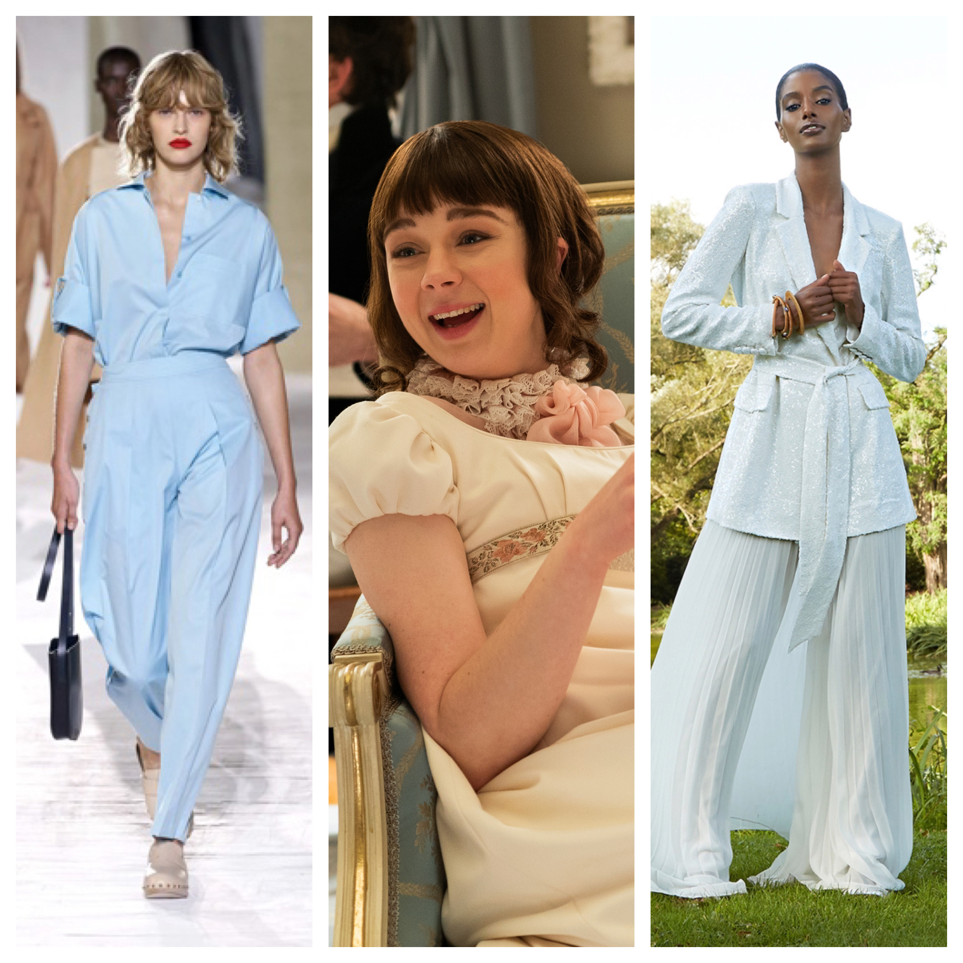 Bridgerton Fashion: What the Characters Would Wear from Spring 2021 Collections