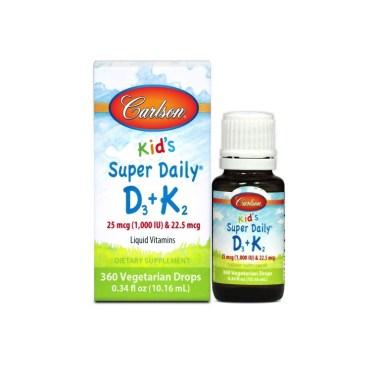carlson, best vitamin d supplements
