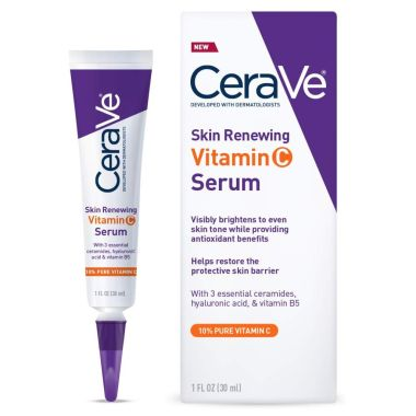 cerave, best brightening serums