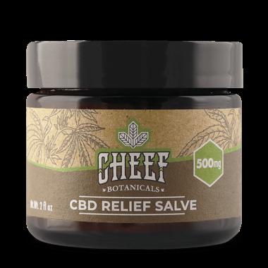 cheef botanicals, best cbd cream for pain