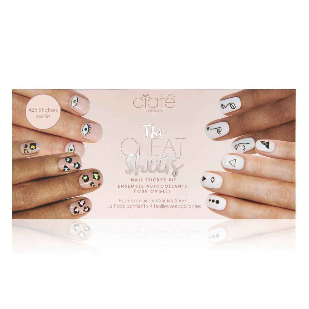 ciate london, best nail stickers