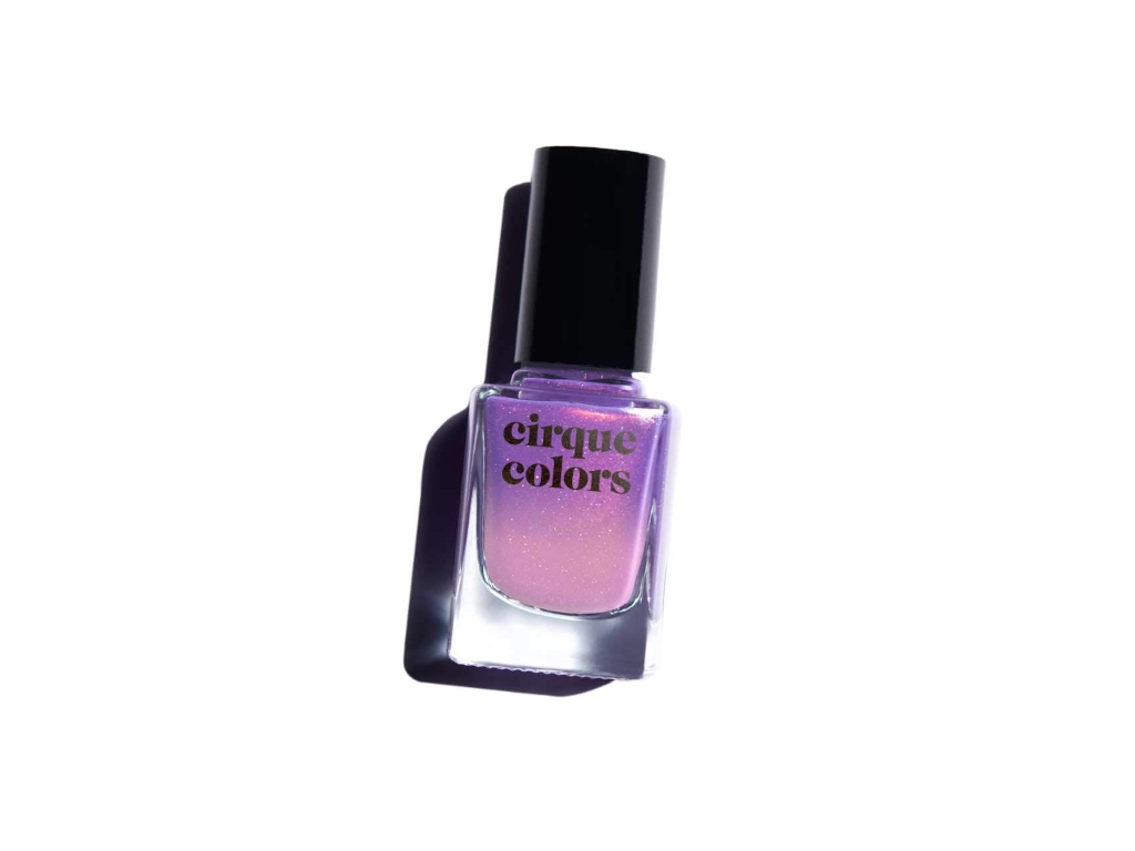 cirque colors, best color changing nail polishes