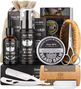 isner mile, best beard grooming kits