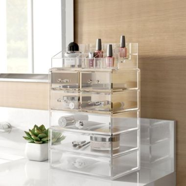 dotted line, best makeup organizers