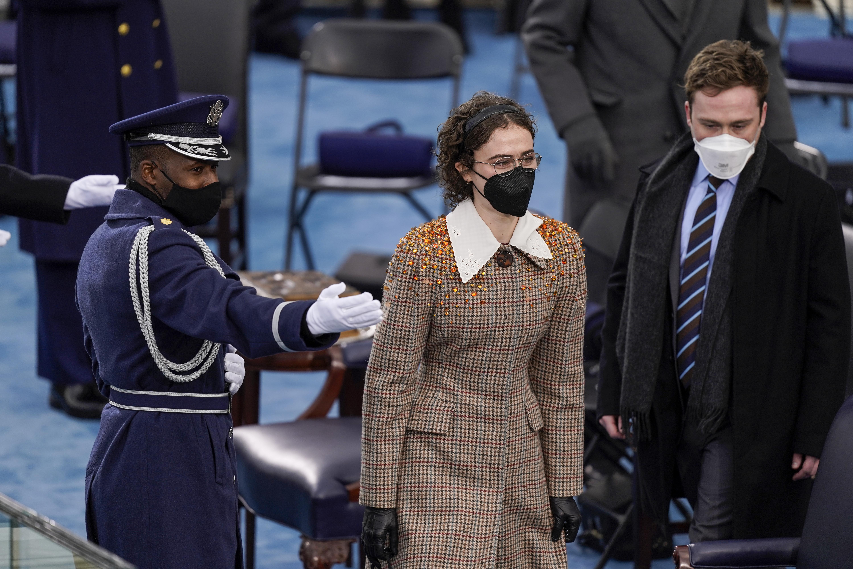 Biden Inauguration: Ella Emhoff