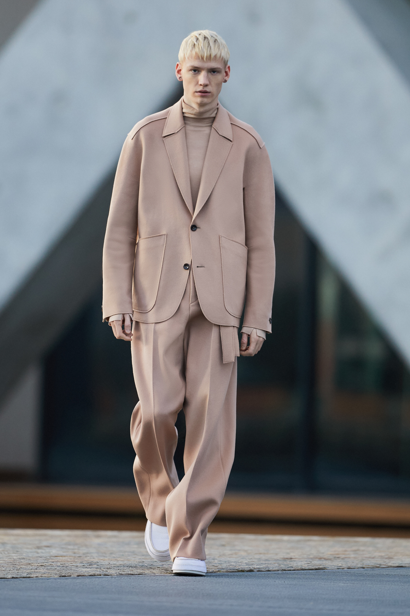 Ermenegildo Zegna Men's Fall 2021
