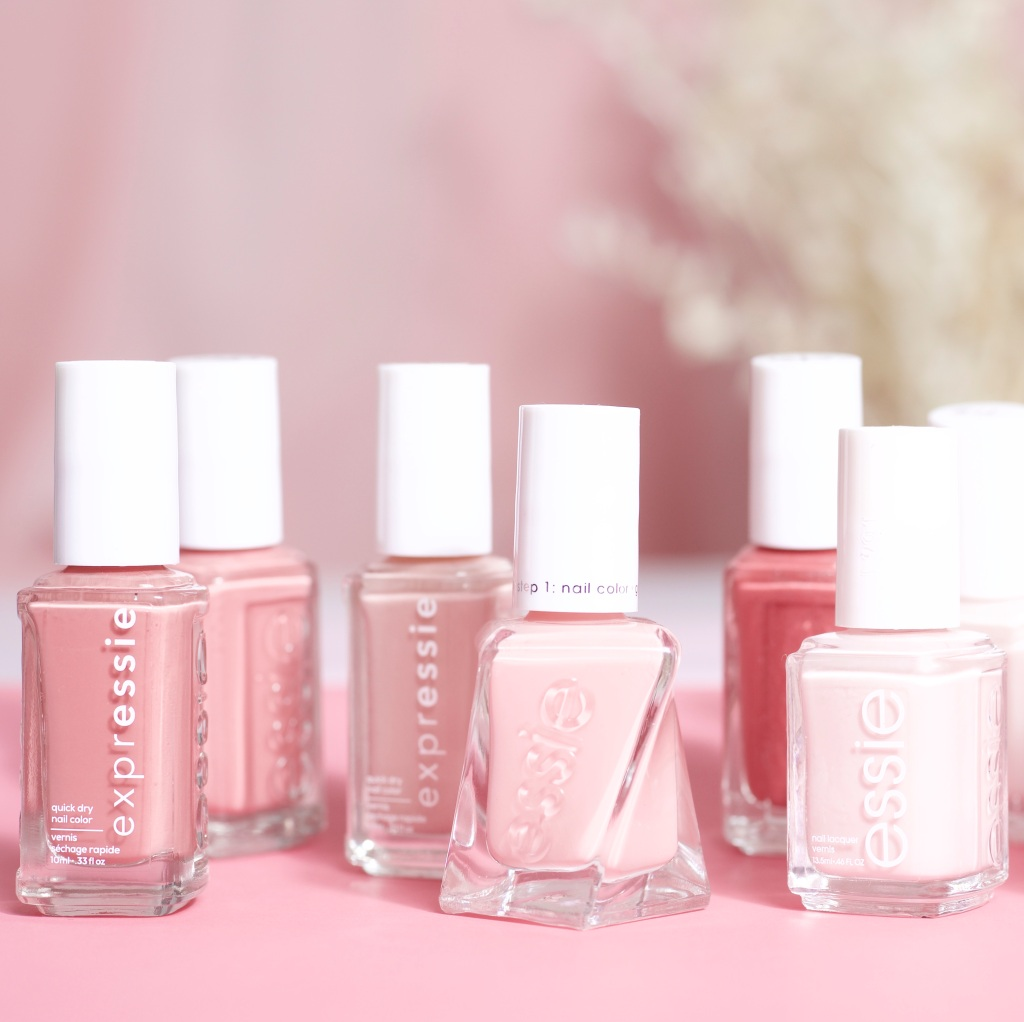 Essie nail polish is now vegan and eight free