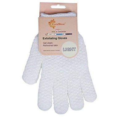 evridwear, best exfoliating gloves