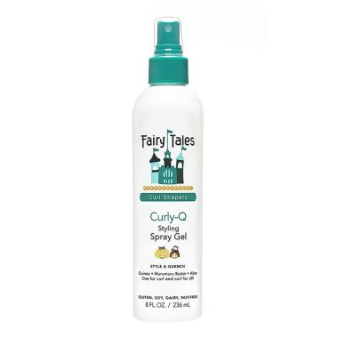 fairy tales, best kids curly hair products
