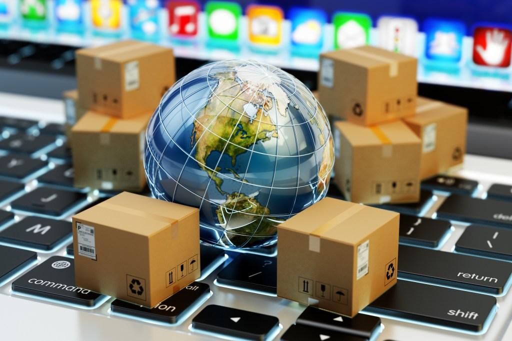 online global sales