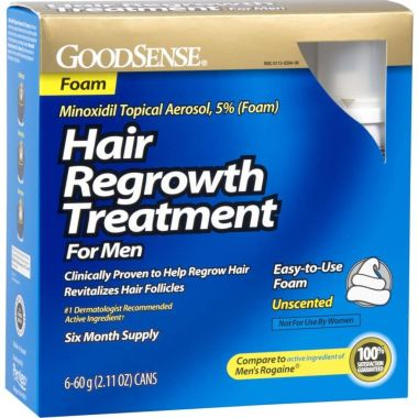 goodsense, best hair growth products