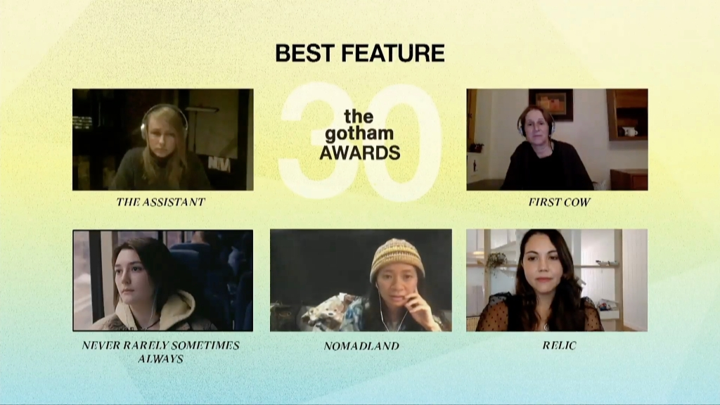 Best Feature nominees.