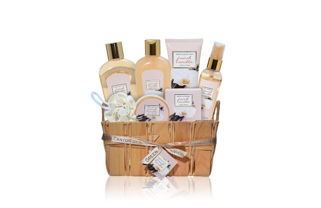 green cannon spa, best spa gift baskets