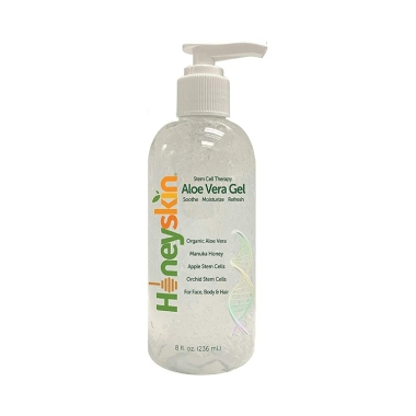 honey skin, best aloe vera gels