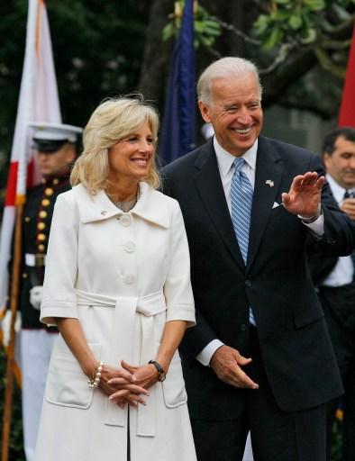 Dr. Jill Biden's Style Photos