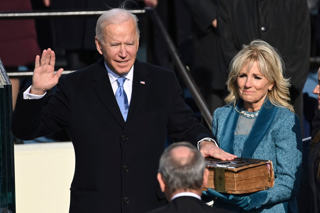 Fashion Industry Celebrates Biden, Harris Inauguration