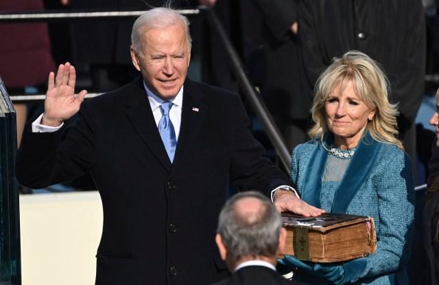Fashion Industry Celebrates Biden, Harris Inauguration