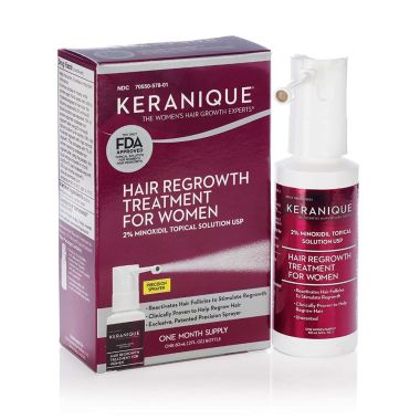 keranique, best hair growth products