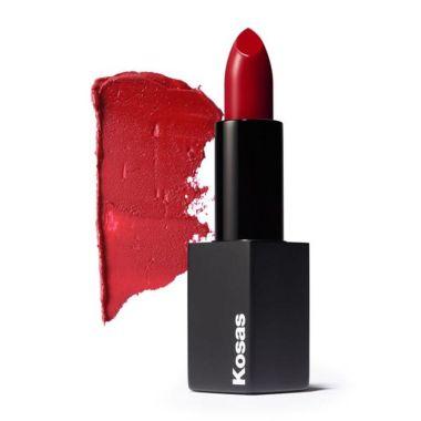 kosas, best red lipsticks