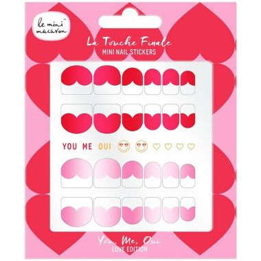 le mini macaron, best nail stickers