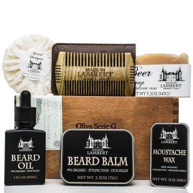 maison lambert, best beard grooming kits