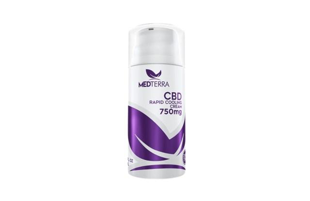 medterra, best cbd cream for pain