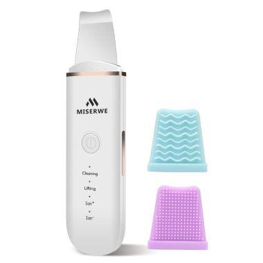 miserwe, best ultrasonic skin scrubbers