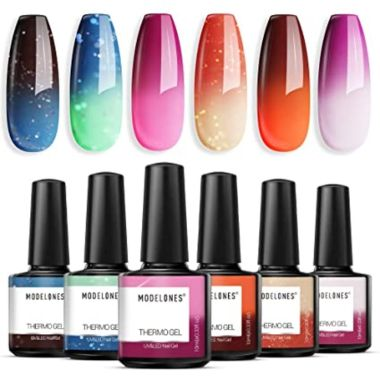 modelones, best color changing nail polishes