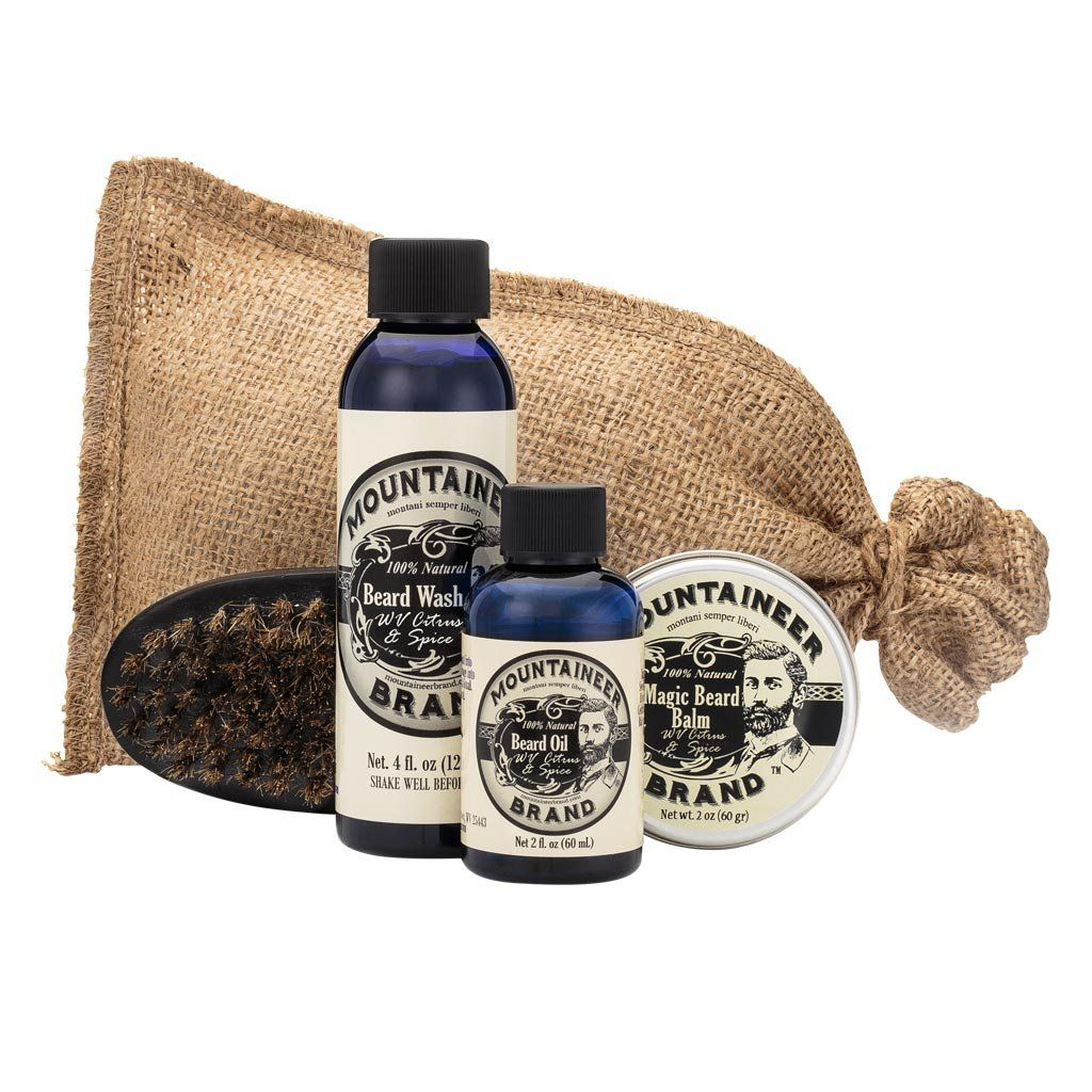 mountaineer brand, best beard grooming kits