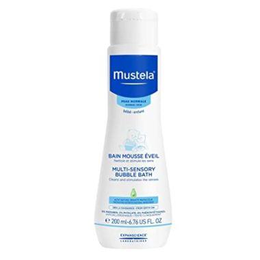 mustela, best bath oils