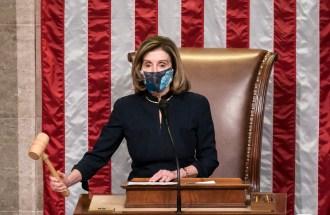 Nancy Pelosi Impeachment Outfit