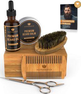 naturenics, best beard grooming kits