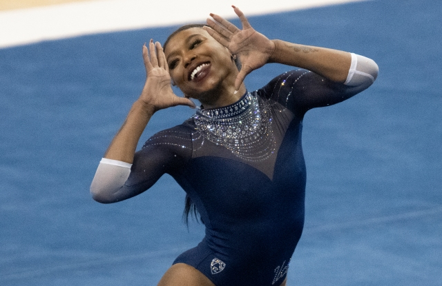 What to Know About UCLA Gymnast Nia Dennis