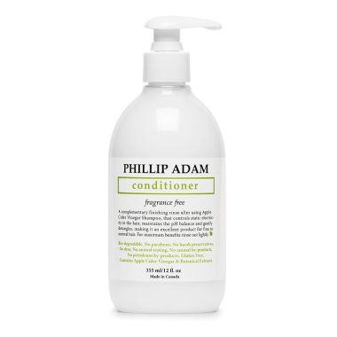 phillip adam, best fragrance free conditioners