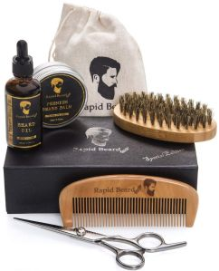 rapid beard, best beard grooming kits
