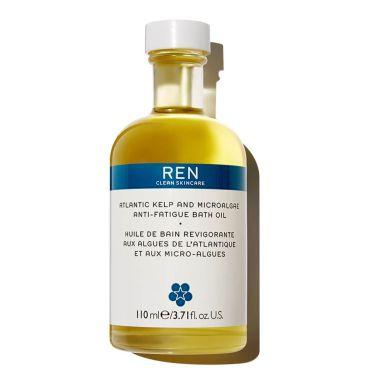 ren clean skincare, best bath oils