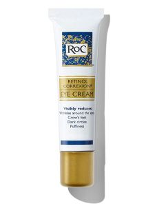 roc, best eye cream for wrinkles and crows feet