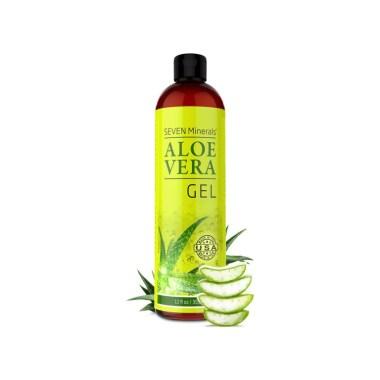 seven minerals, best aloe vera gels