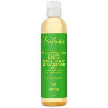 shea moisture, best bath oils