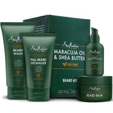 shea moisture, best beard grooming kits